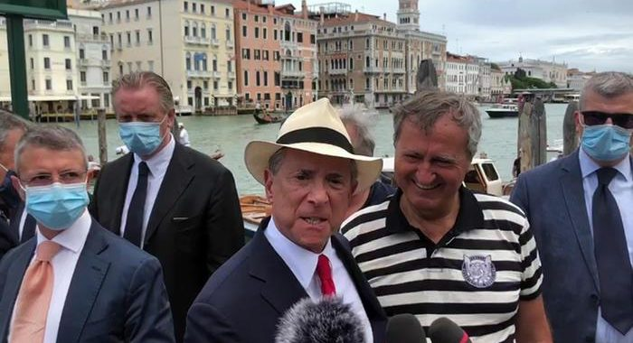 Ambasciatore Usa,americani vengano a vedere Venezia