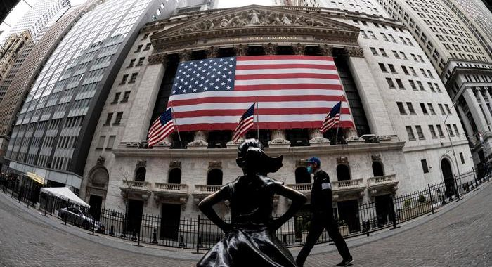 Balzo in avanti Borsa di Ny, Dj +3,15%
