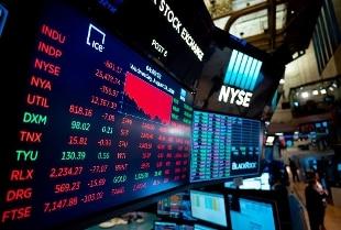 Wall Street in caduta libera, peggior seduta da metà marzo