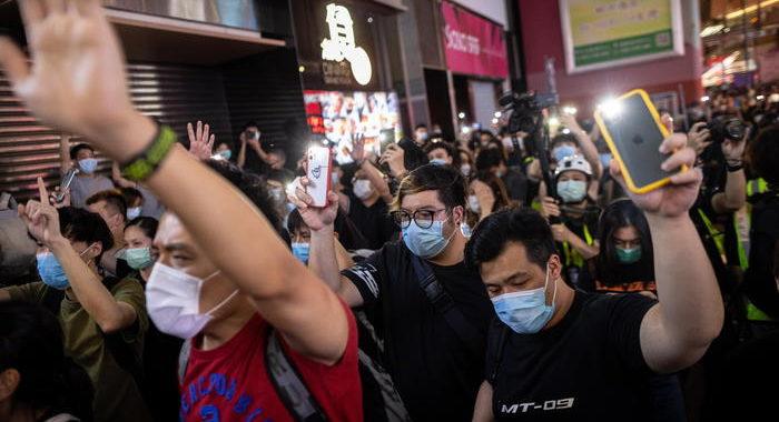 Hong Kong: Senato Usa approva legge sanzioni a Cina