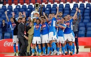 Juventus battuta, la Coppa Italia è del Napoli di Gattuso