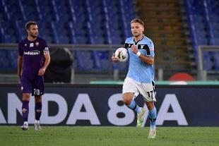 La Lazio torna a 4 punti dalla Juve, Fiorentina battuta 2-1