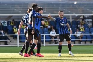 L'Atalanta riparte con il botto: sconfitto 4-1 il Sassuolo