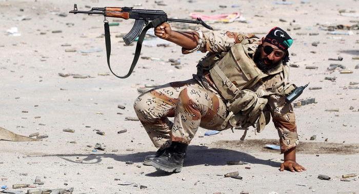 Libia: combattimenti a Sirte, '8 morti'
