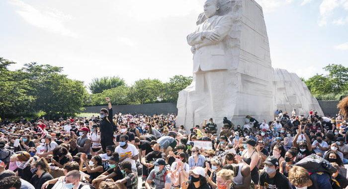 Rev. Sharpton,nuova marcia su Washington