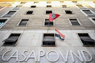 Roma: Casapound, ordinato lo sgombero della sede occupata all'Esquilino