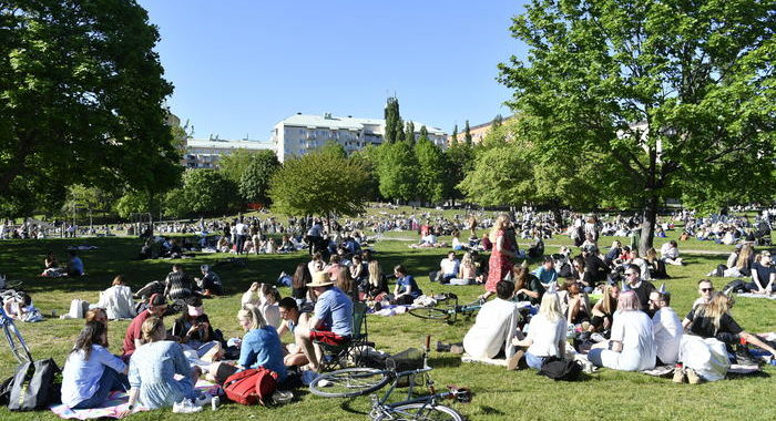 Svezia, nuovo aumento casi, 1.000