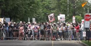 Usa, iniziata a Minneapolis commemorazione George Floyd