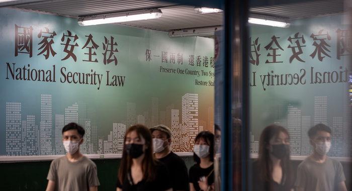 Cina convoca ambasciatore Usa per sanzioni Hong Kong