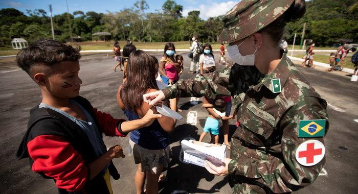 Coronavirus: media, il Brasile supera i 60 mila morti
