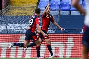 Punti salvezza per il Genoa: a Marassi 2-0 alla Spal