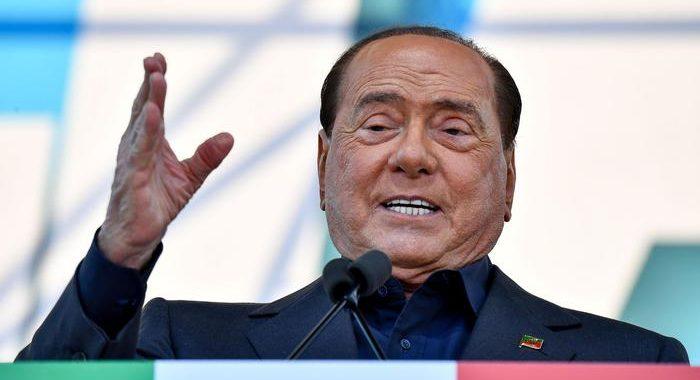 Berlusconi positivo al covid