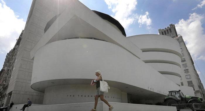 Coronavirus: Museo Guggenheim a Ny riapre il 3 ottobre