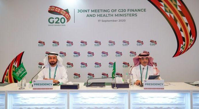G20 Finanze-Salute della Presidenza dell'Arabia Saudita, la dichiarazione congiunta