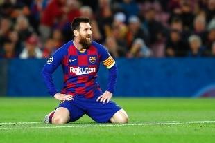 """L'annuncio di Messi: """"Resto al Barcellona"""""""