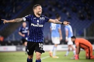 Serie A. L'Atalanta non si ferma, 1-4 alla Lazio all'Olimpico. Doppietta di Gomez