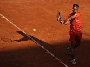 Tennis, Open Bnl Italia: Fognini e Sonego si fermano