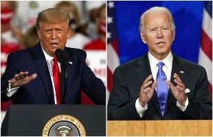 Usa 2020: sondaggio Fox, Biden in vantaggio di 5 punti su Trump