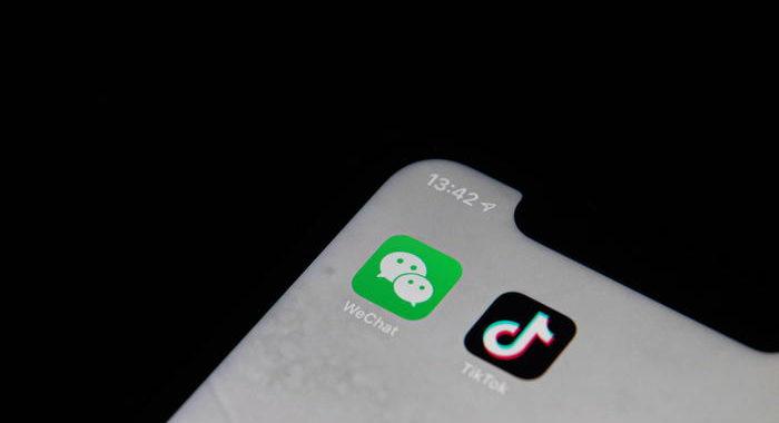 Usa, blocco di TikTok-WeChat per stop raccolta dati maligna