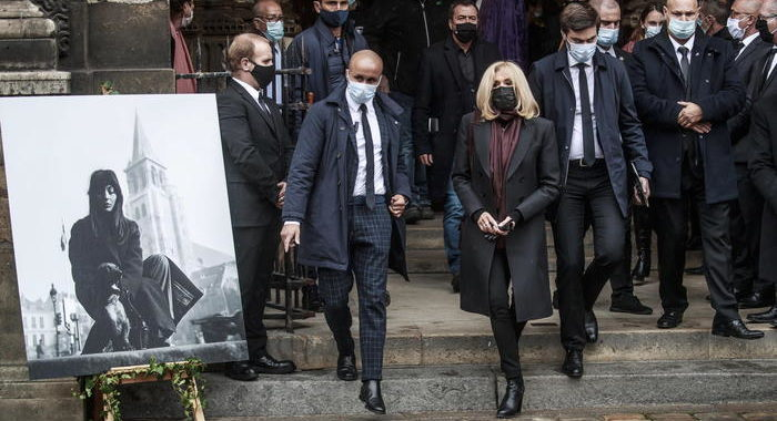 A Parigi l'ultimo saluto a Juliette Gréco