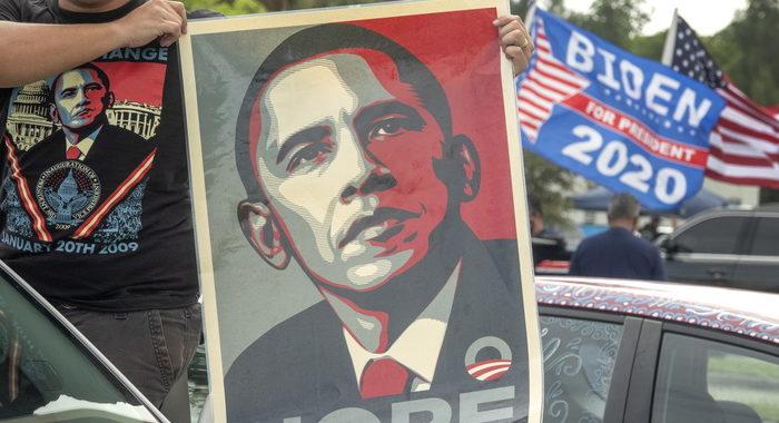 Appello di Obama, scegliete Biden per un'America migliore