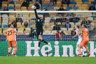 Champions League, Dinamo Kiev-Juventus 0-2