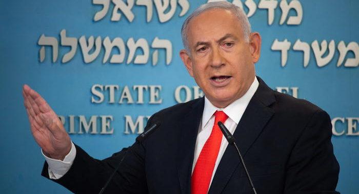 Coronavirus: Netanyahu, su lockdown si valuta l'8/10