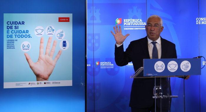 Covid: dal 4/11 lockdown parziale in Portogallo
