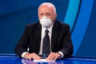 Covid, De Luca: scuola tra più grandi vettori contagi