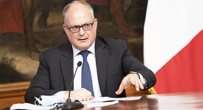 Covid: Gualtieri, pronti a nuove misure per impatto contagi