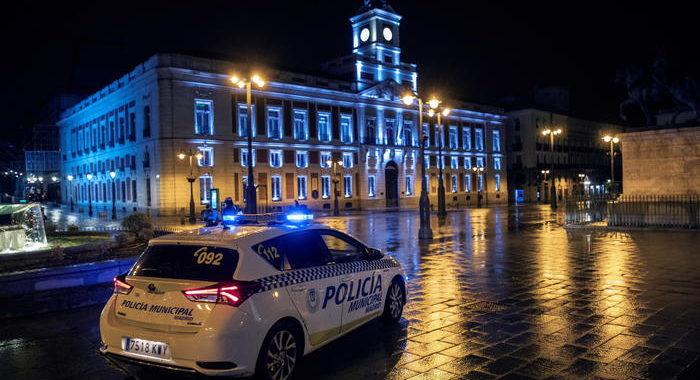Covid: regione di Madrid chiude i confini fino a 9/11