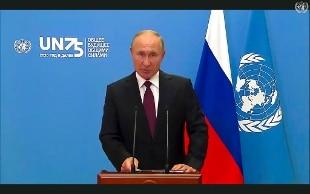 Putin: cessate il fuoco immediato nel Nagorno-Karabakh