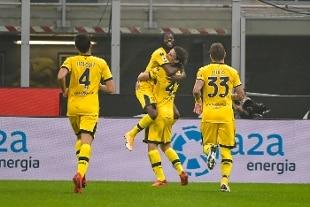 Gervinho (doppietta) spaventa l'Inter: da 0-2 a 2-2 con il Parma