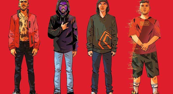 Hit parade, Bloody Vinyl resiste in vetta