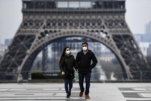 Il Covid-19 travolge la Francia, oltre 41mila contagi
