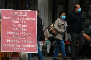 In Europa oltre centomila contagi in un giorno, per la prima volta dall'inizio della pandemia