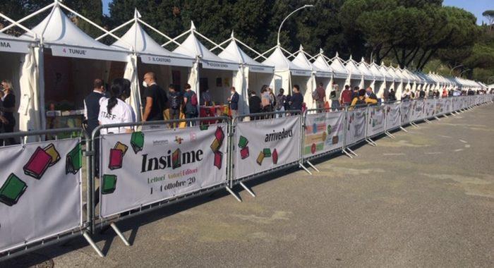 'Insieme', 30 mila presenze al festival dei libri a Roma