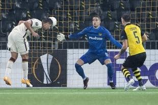 La Roma vince in rimonta a Berna, Young Boys superato 2-1