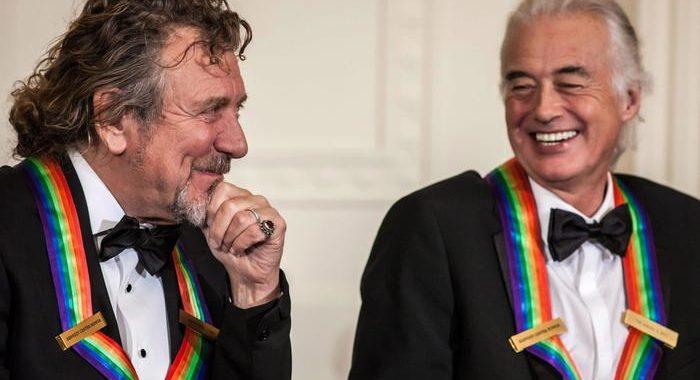 Led Zeppelin vincono causa su copyright 'Starway to Heaven'