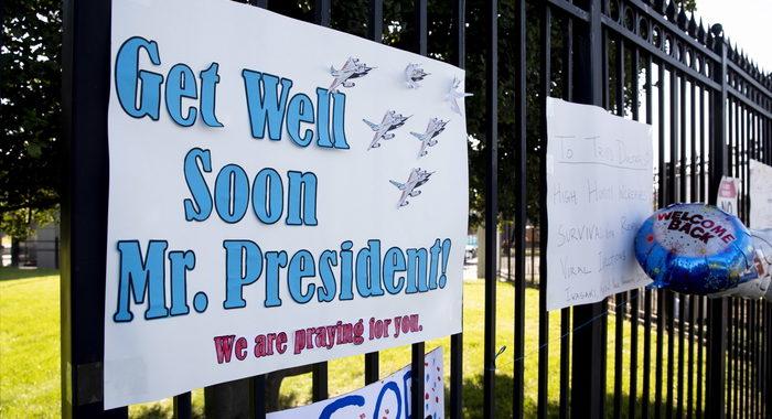 Medici, Trump migliora ma non è ancora fuori pericolo