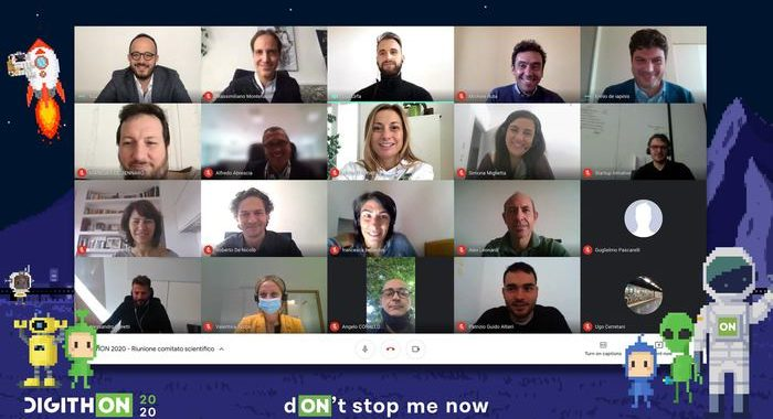 Start up: torna DigithON, online causa Covid
