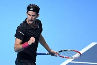 Atp Finals, Thiem elimina Djokovic e vola in finale