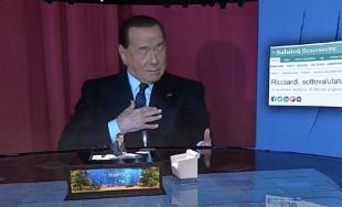 """Berlusconi: """"Opposizione disponibile a dialogo per bene Italia"""""""