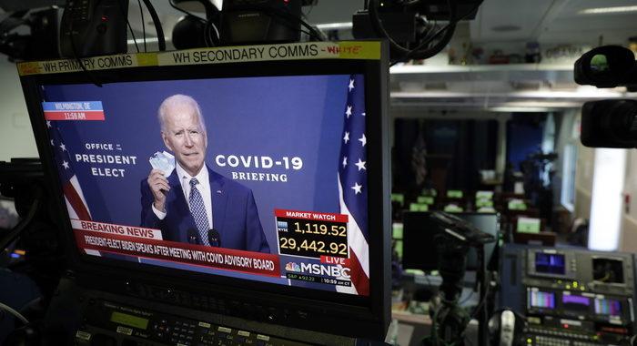 Biden, appena avremo vaccino sarà distribuito gratis