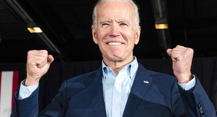 Biden promette, sarò presidente di tutti gli americani