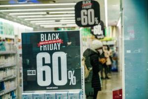 Black Friday, 70% italiani approfitterà per regali Natale