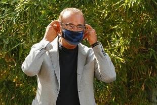 Carlo Conti 'verso casa' dimesso dall'ospedale di Careggi