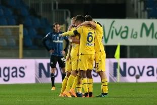Colpo Verona a Bergamo, Atalanta affondata 2-0