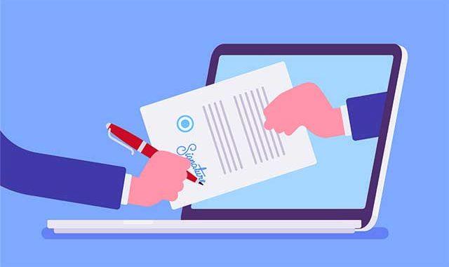 Come firmare contratti con lo SPID