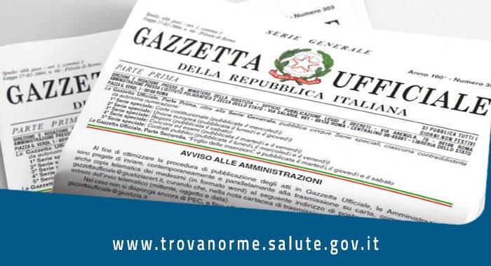 Covid-19, ministro Speranza firma ordinanza 13 novembre